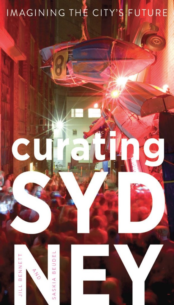 Curating Sydney cover