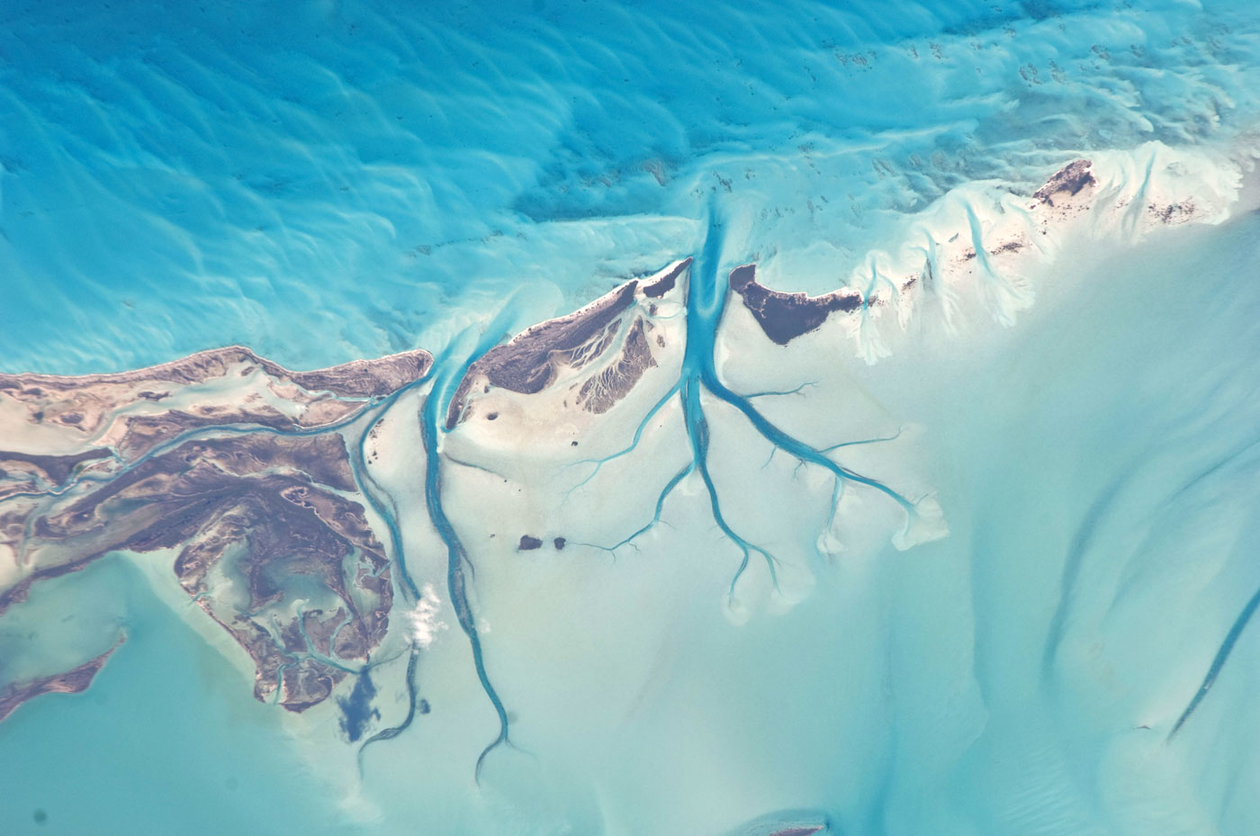 Bahamas. Source: NASA (CC)