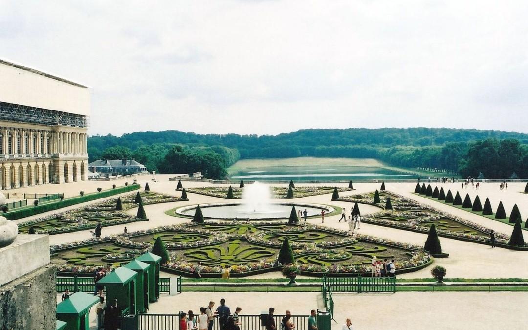 Gardens, Palace of Versailles,