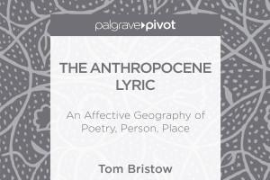 The Anthropocene Lyric