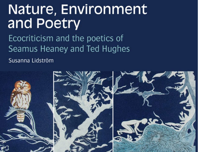 Nature, Environment and Poetry cover. Susanna Lidström