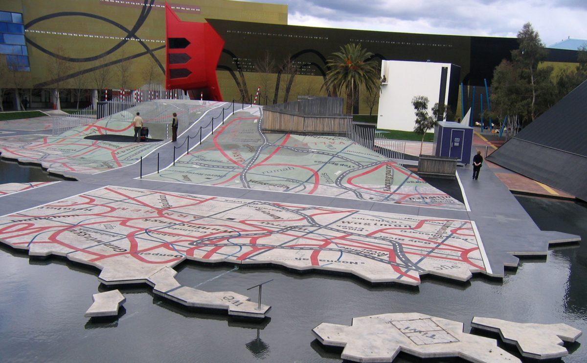 Garden of Australian Dreams